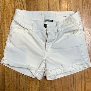 AE Shorts + Shirt